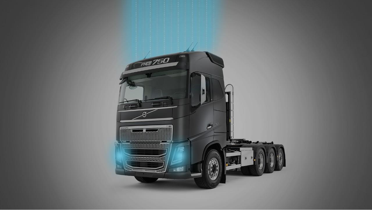 El servicio de Mensajería le pone en contacto directo con el camión